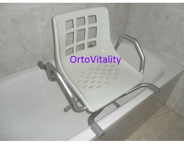 Necesitas una silla para la ba era descubre la silla - Banco ortopedico para bano ...