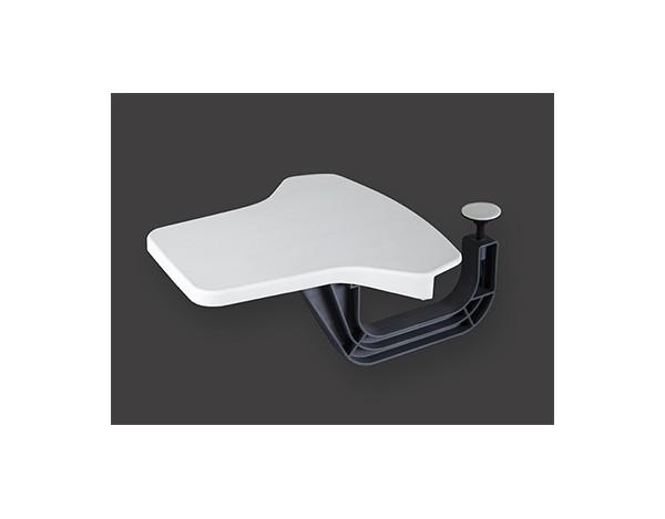 Apoyabrazos ergonómico para mesas.