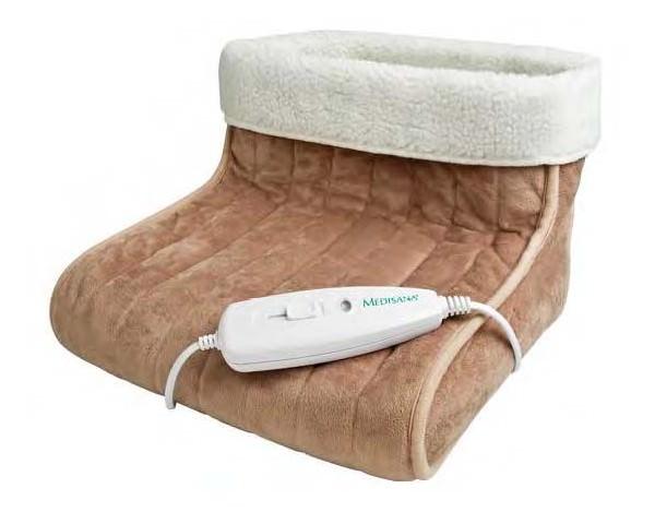 Calentador eléctrico de pies