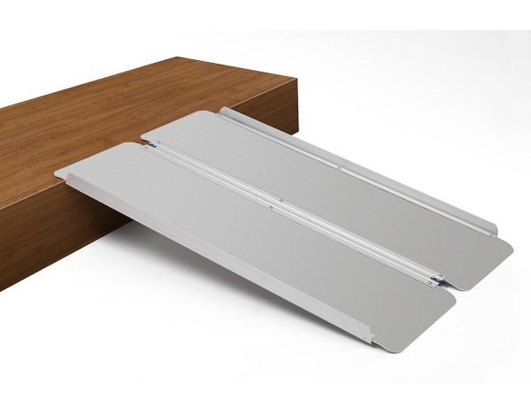 Rampa Aluminio Plegable